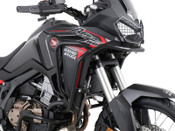 Honda CRF1100L Africa Twin [2019-] Hepco & Becker Upper Crash Bars (black)