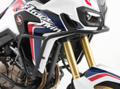 Honda CRF1000L Africa Twin [2018-] Hepco & Becker Upper Crash Bars (black)