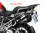 "BMW R1200GS LC Hepco & Becker ""Lock-it"" Pannier Frames (silver)"