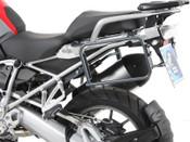 BMW R1200GS LC Hepco & Becker Pannier Frames (black)