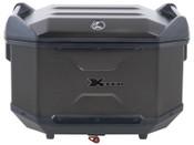 Hepco & Becker XCEED 45 Litre Top Case (jet black)