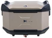 Hepco & Becker XCEED 45 Litre Top Case (titan)