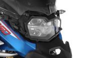 BMW F850GS Adventure Wunderlich Headlight Protector (black)