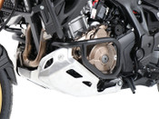 Honda CRF 1100L Africa Twin Adventure Sports [2020-] Hepco & Becker Lower Crash Bars (black)