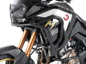 Honda CRF 1100L Africa Twin Adventure Sports [2020-] Hepco & Becker Upper Crash Bars (black)