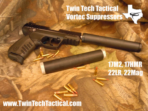 A silencer or (suppressor) is an NFA item that is regulated by the BATFE (ATF), like machine guns, short barrel rifles, and short barrel shot guns. (Please read product description thoroughly before purchase.)