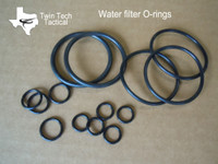 Twin Tech water filter O-rings