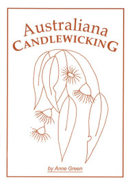 Image of Craft Moods book BKAG02 Australiana Candlewicking by Anne Green.