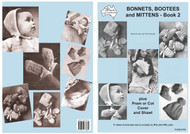 PARK101R Bonnets Bootees & Mittens Book 2