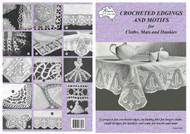 PARC145R Crocheted Edgings and Motifs for Cloths, Mats and Hankies