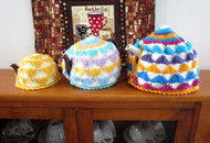 CMPATC071 No Seams Tea Cosy in 3 Sizes (2, 4 & 6 - 8 cup)