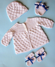 CMPATC072 No Seams Baby Set in Cotton