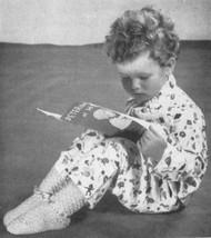 CMPATK003PDF Bed Socks for Children