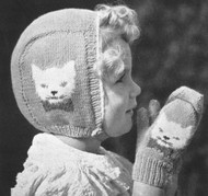 CMPATK004 Pussy Hood and Mittens