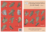 PARK312R Charming Knitted Gloves for the Family (Book No 1)