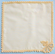 CMPATC077 Handkerchief Edge with Crinoline Lady Corner (2 designs)