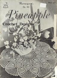 SHPARC102-B  PINEAPPLE CROCHET DESIGNS