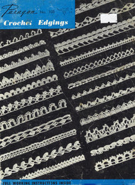 SHPARC103-B  Crochet Edgings