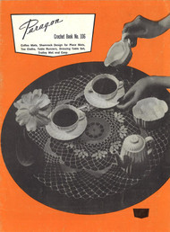 SHPARC106-A  Crochet Book No 106