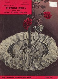 SHPARC108-B  A Selection of New Attractive Doilies