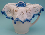 CMPATC079PDF Jug Cover with Cup and Saucer Centre
