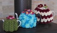 CMPATC065PDF Petal Tea Cosy (2, 4 & 6 cup)