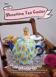 BK32 Showtime Tea Cosies
