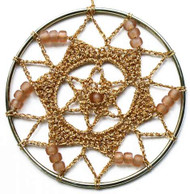 CMPATC005PDF - Gold Star Suncatcher