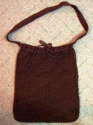 CMPATC002PDF - Small Crocheted Bag
