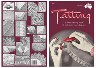 2ND_PARC142R Tatting Book 1 Fascinating delicate lace designs