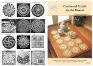 PARC154R Crocheted Motifs by the Dozen