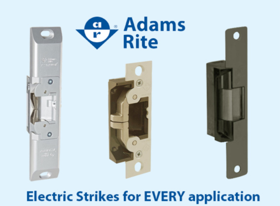 Adams Rite makes Electric Strikes for every application