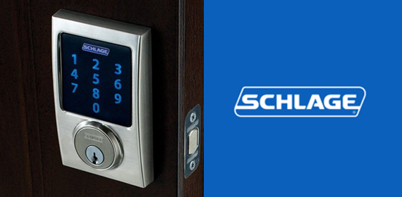 Schlage lock has levers, knobs, electronic locks and more