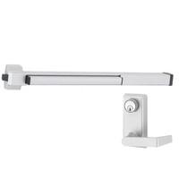 22L-SP28-4-RHR Von Duprin Exit Device in Sprayed Aluminum