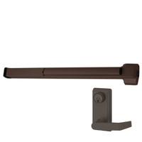LD22L-SP313-3-RHR Von Duprin Exit Device in Duranodic Dark Bronze