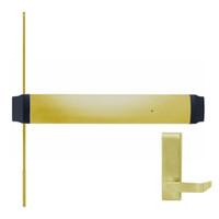 9547L-BE-F-US4-RHR Von Duprin Exit Device in Satin Brass