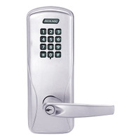 CO200-MS-50-KP-ATH-PD-626 Mortise Electronic Keypad Locks in Satin Chrome