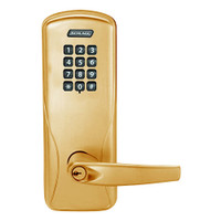 CO200-MS-40-KP-ATH-PD-612 Mortise Electronic Keypad Locks in Satin Bronze