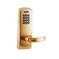 CO200-MS-50-KP-SPA-PD-612 Mortise Electronic Keypad Locks in Satin Bronze