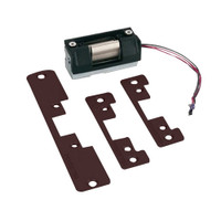 5100-695 Von Duprin 5100 Series Electric Strike for Cylindrical Locksets and Deadlatches in Dark Brown