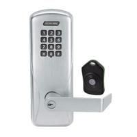CO220-MS-75-KP-RHO-PD-619 Schlage Standalone Classroom Lockdown Solution Mortise Keypad locks in Satin Nickel