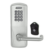 CO220-CY-75-KP-TLR-PD-619 Schlage Standalone Classroom Lockdown Solution Cylindrical Keypad locks in Satin Nickel