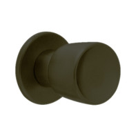 X101S-EG-613 Falcon X Series Cylindrical Passage Lock with Elite-Gala Knob Style in Oil Rubbed Bronze Finish