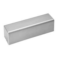 1600P-689 Norton Plastic Cover for 1600 Series Door Closer in Aluminum Finish