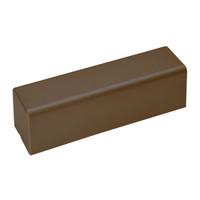 1600P-690 Norton Plastic Cover for 1600 Series Door Closer in Statuary Bronze Finish