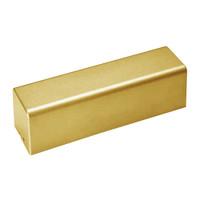 1600P-696 Norton Plastic Cover for 1600 Series Door Closer in Satin Brass Painted Finish