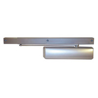 2800ST-689 Norton 2800ST Series Pull Side Non-Hold Open Cam Action Door Closer in Aluminum Finish