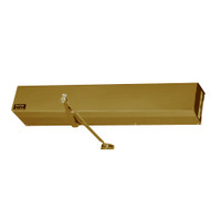 5730-696 Norton 5700 Series Push Side Closer Sizes 1-6 Low Energy Power Operator in Gold Finish