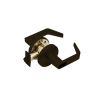 K571BD-D-613 Falcon K Series Single Cylinder Dormitory/Corridor Lock with Dane Lever Style in Oil Rubbed Bronze Finish
