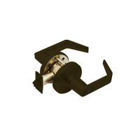 K571GD-D-613 Falcon K Series Single Cylinder Dormitory/Corridor Lock with Dane Lever Style in Oil Rubbed Bronze Finish